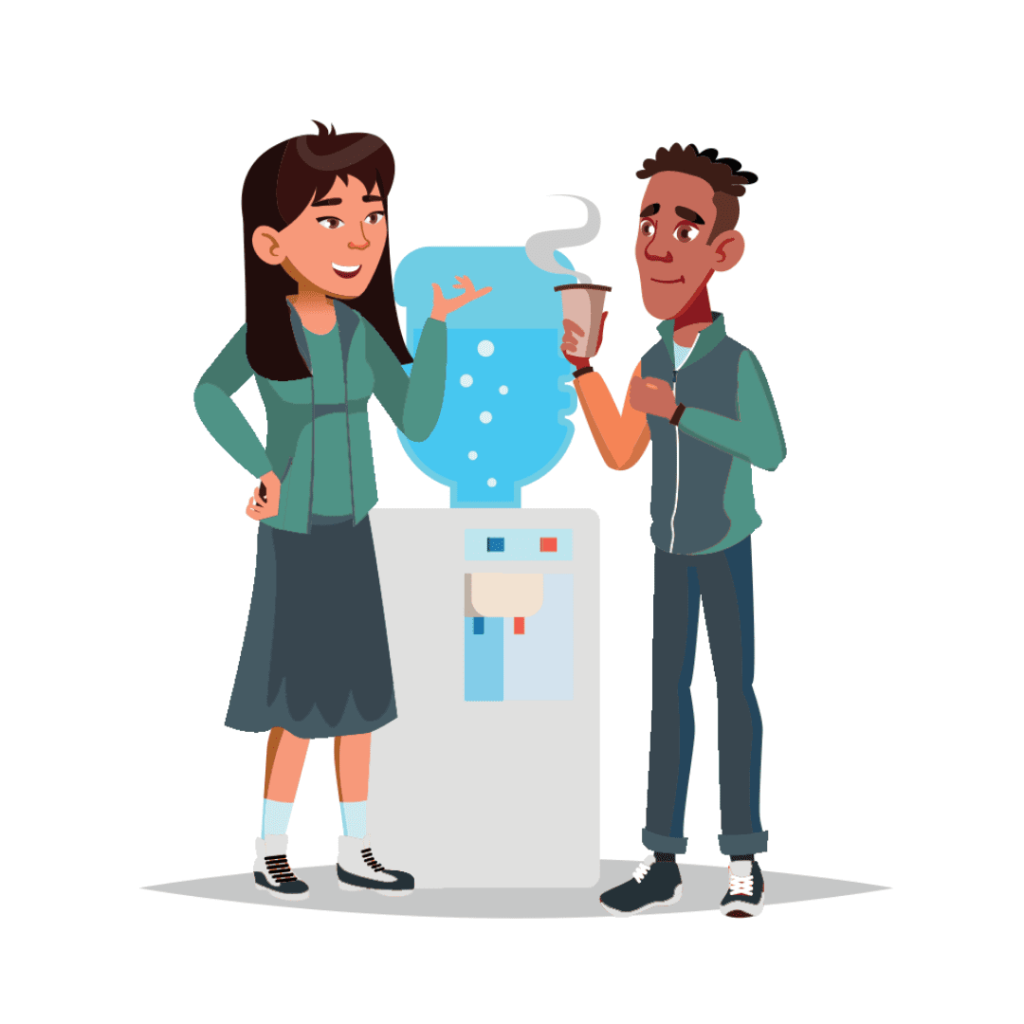 Emulate the Water Cooler